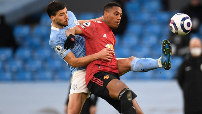 Paul Parker believes that Ole Gunnar Solskjaer showed too much loyalty to Anthony Martial at times in 2020-21