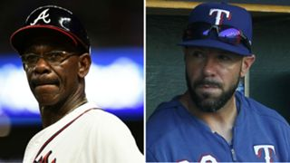Ron Washington, Jayce Tingler