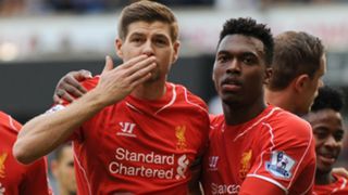 Steven Gerrard Daniel Sturridge - cropped