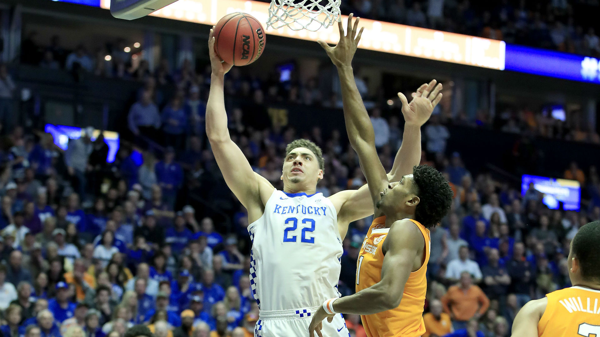 March Madness 2019 3 Takeaways From Duke S Win Over: 3 Takeaways From Tennessee's Win Over Kentucky