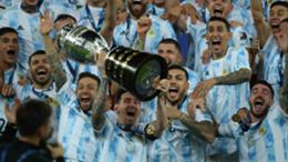 Messi, Argentina, Copa America
