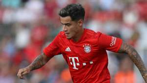 Coutinho to be assessed by Bayern after return from Brazil duty
