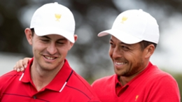 Patrick Cantlay and Xander Schauffele have teamed up for Team USA before