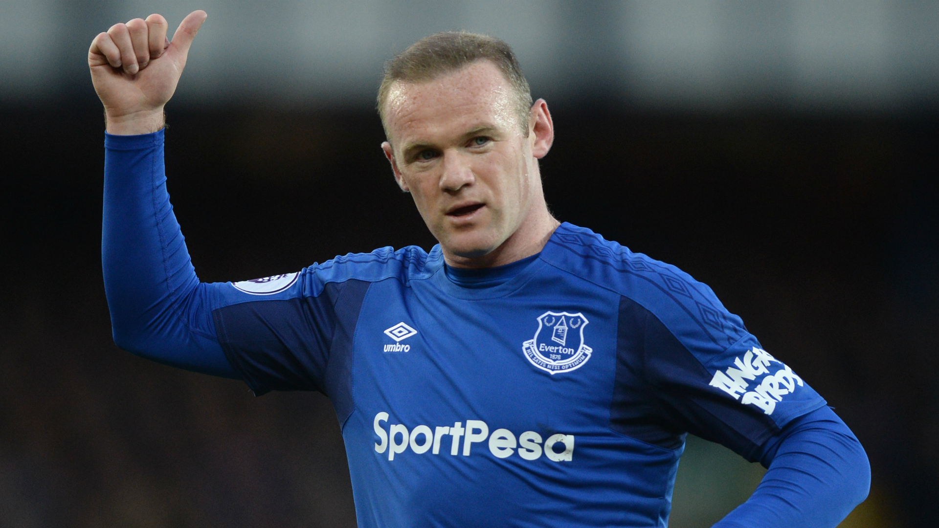 Wayne Rooney receives class message after moving to DC United