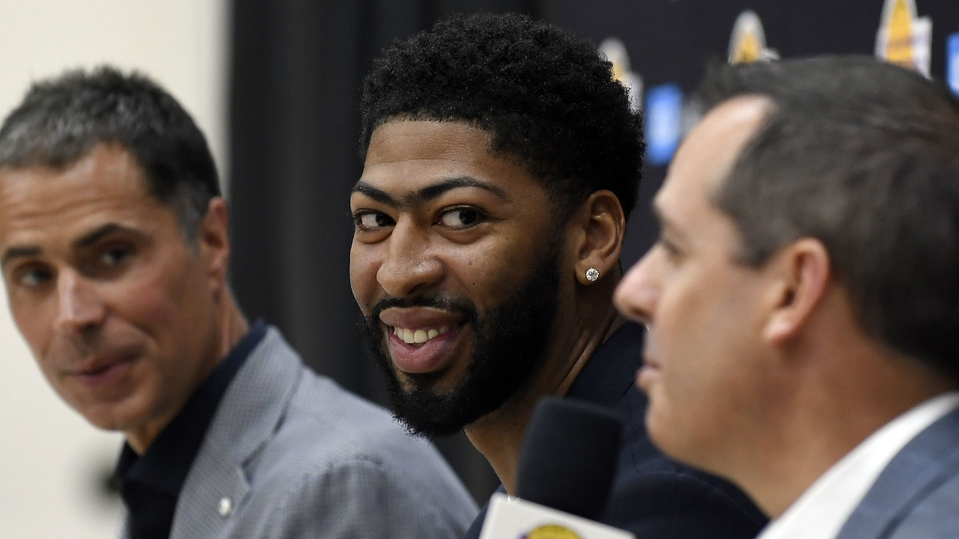 Lakers' Anthony Davis says not winning a title would be one of his 'biggest failures'