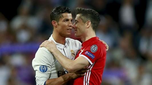 Ronaldo Lewandowski cropped