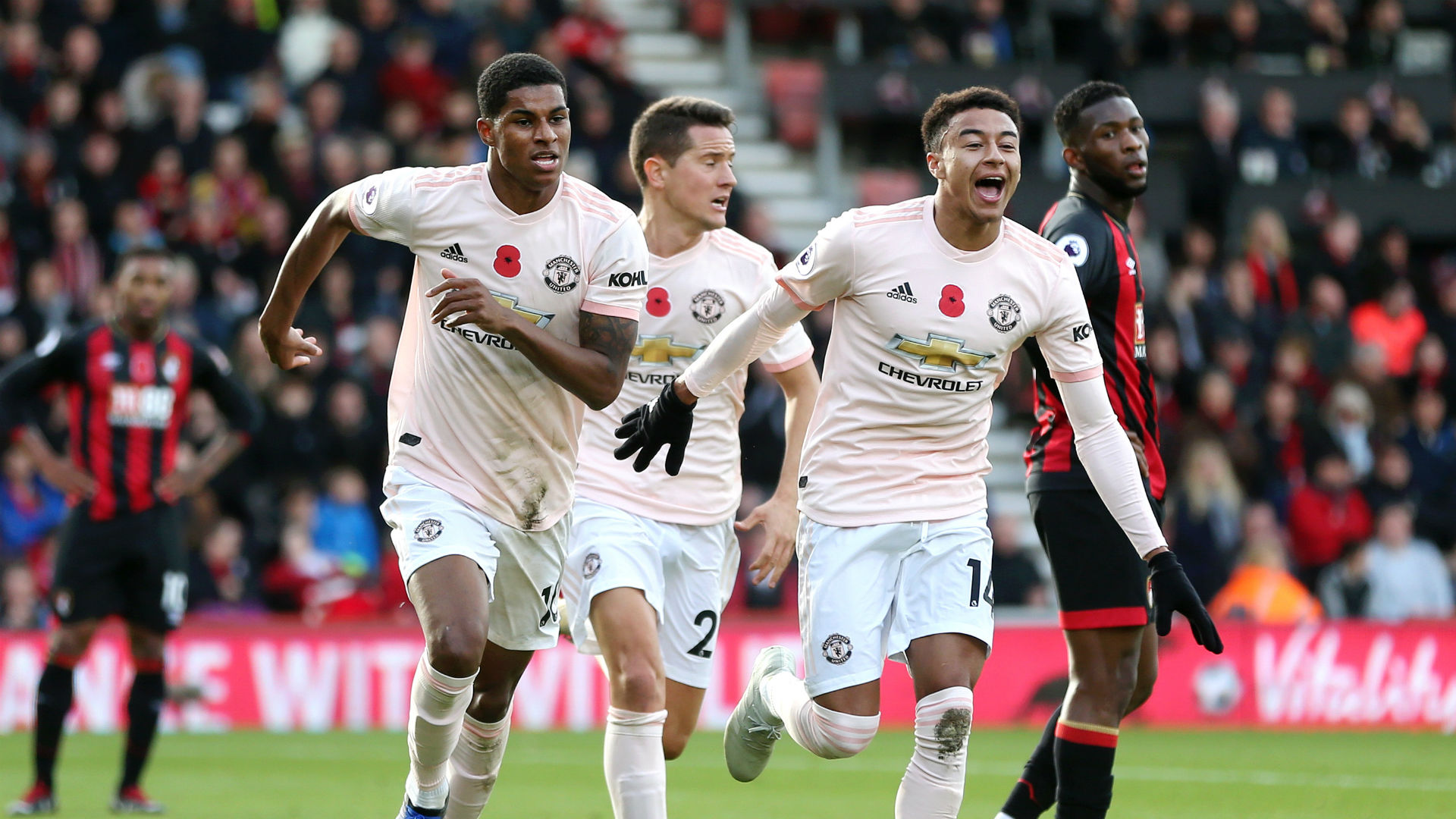 Lingard: Manchester United will be successful in the Derby - Goal.com