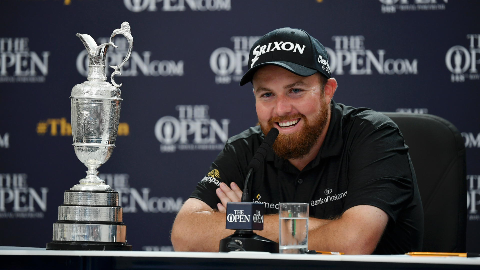 British Open 2019: Shane Lowry reflects on stunning turnaround to victory