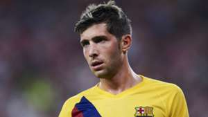Barcelona p****d off and angry after Osasuna draw, says Sergi Roberto