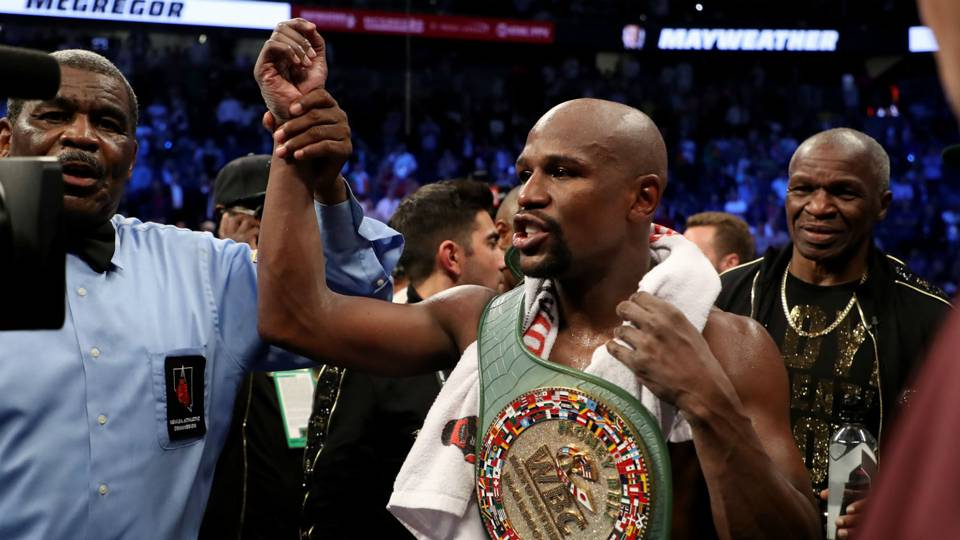 Floyd Mayweather to begin MMA training 'quickly'