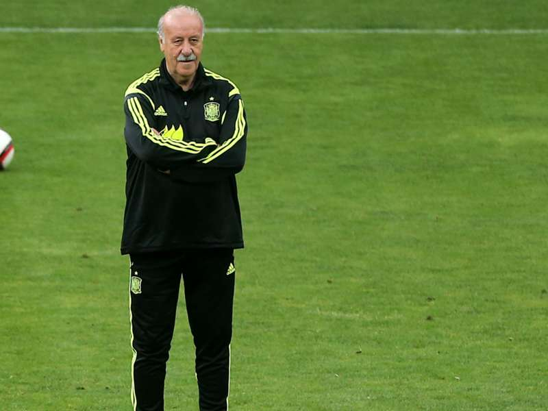 Del Bosque: I know who should be my successor at Spain