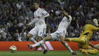 Cristiano Ronaldo Alvaro Arbeloa - Cropped