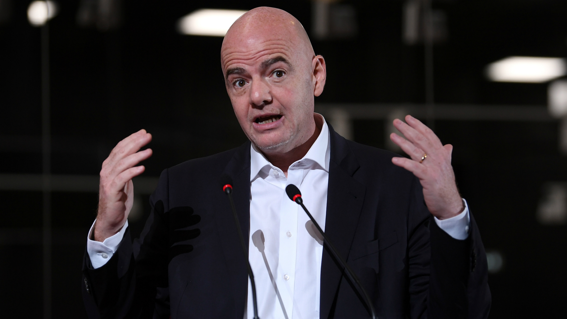 FIFA Boss Gianni Infantino Would Ban Players In 'European Super League'