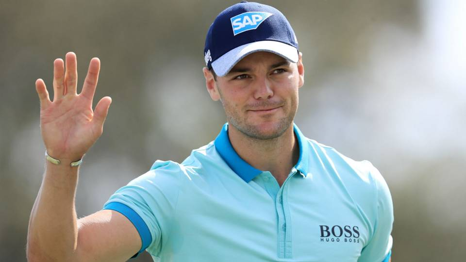 Martin Kaymer says he doesn't deserve Ryder Cup spot