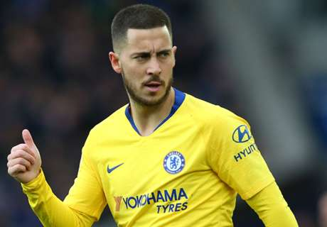 Hazard: There is still nothing to Madrid links