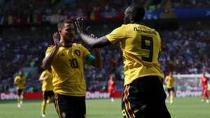 Eden Hazard and Romelu Lukaku - cropped