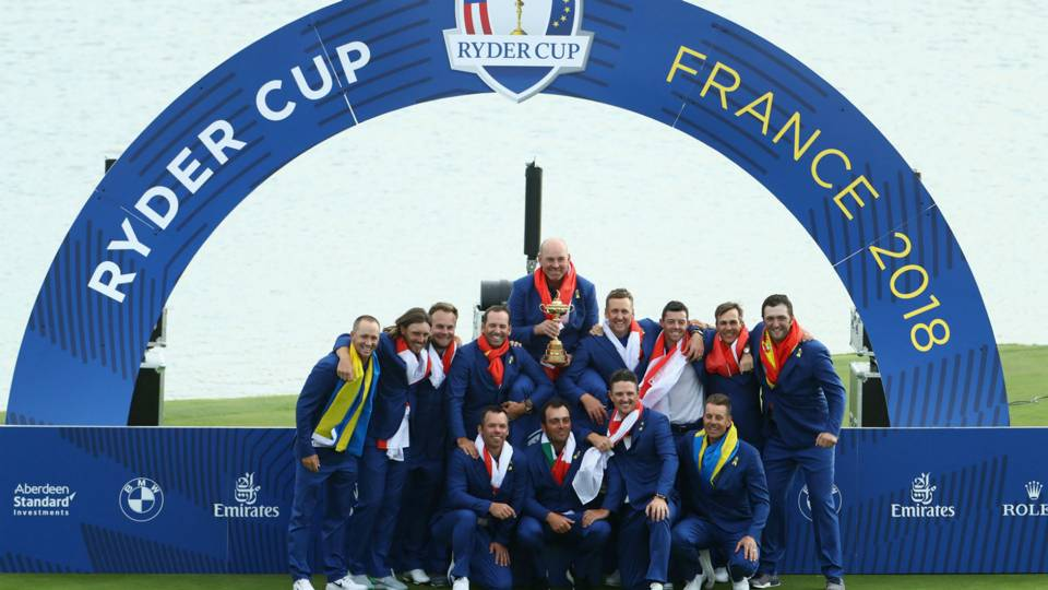 Ryder Cup roundup: Europe wraps up emphatic win