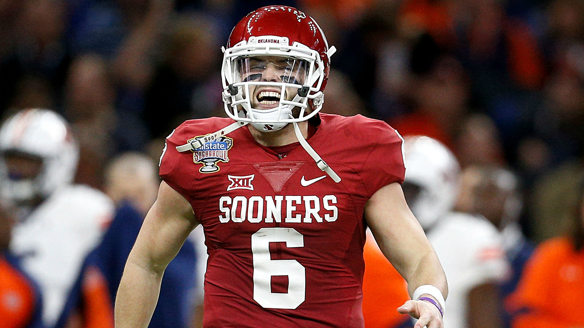 1a578ef06 Oklahoma s Baker Mayfield apologizes after arrest