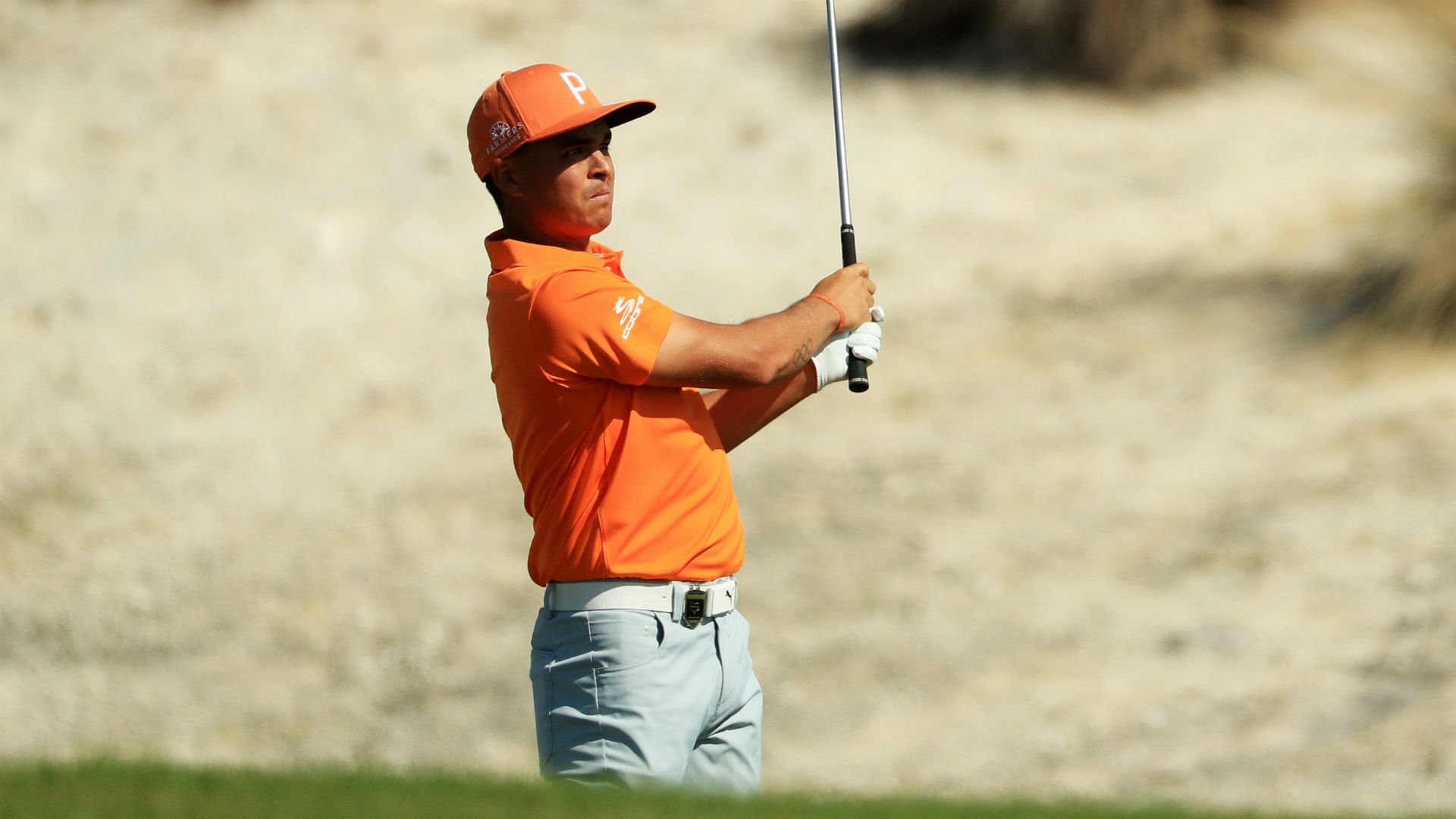 Rickie Fowler conquers Bahamas to win Hero World Challenge