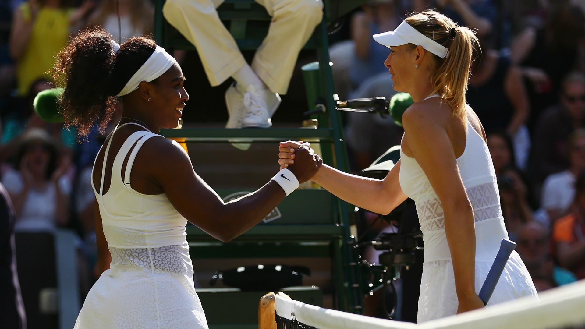 US Open 2019: Serena Williams to face Maria Sharapova in