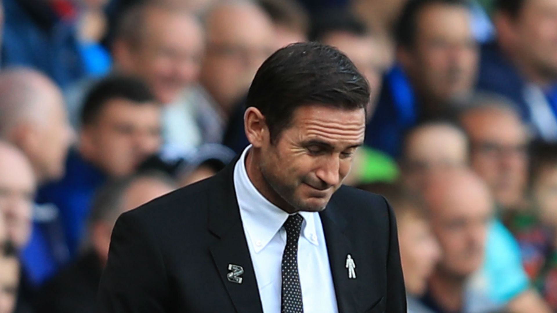 Frank Lampard: Derby County manager accepts FA improper conduct charge