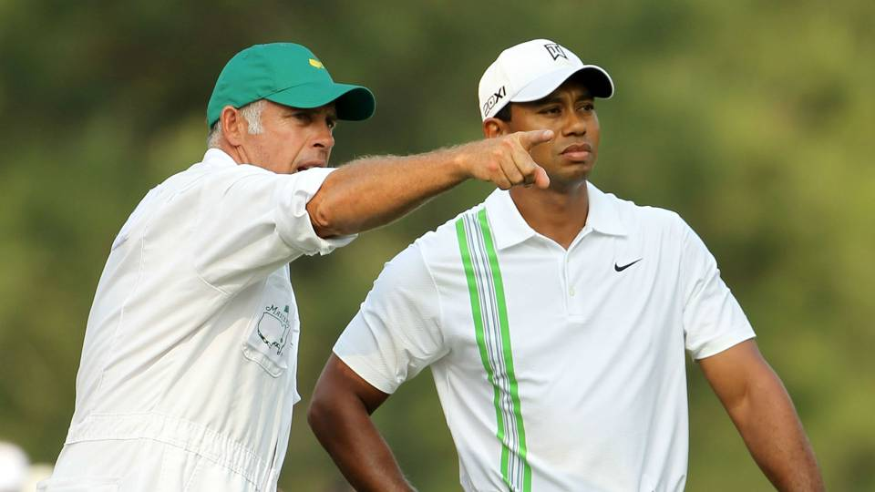 Former Tiger Woods caddie Steve Williams finds new golfer