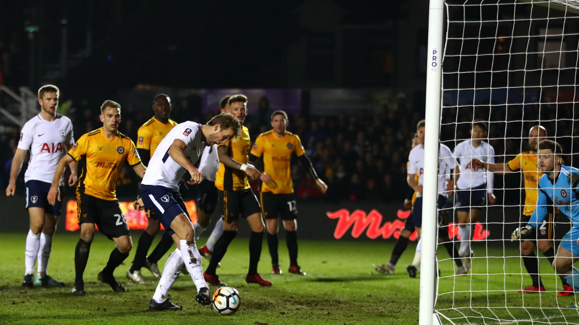 Newport County vs Tottenham Match Preview
