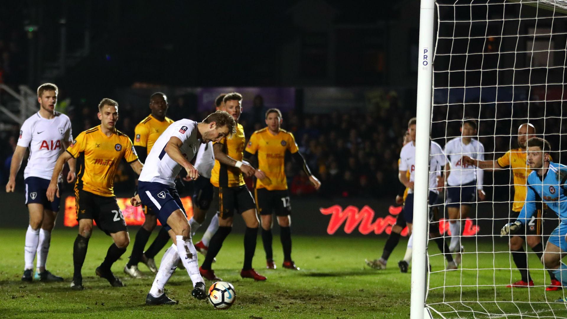 Newport County vs Tottenham Match Preview