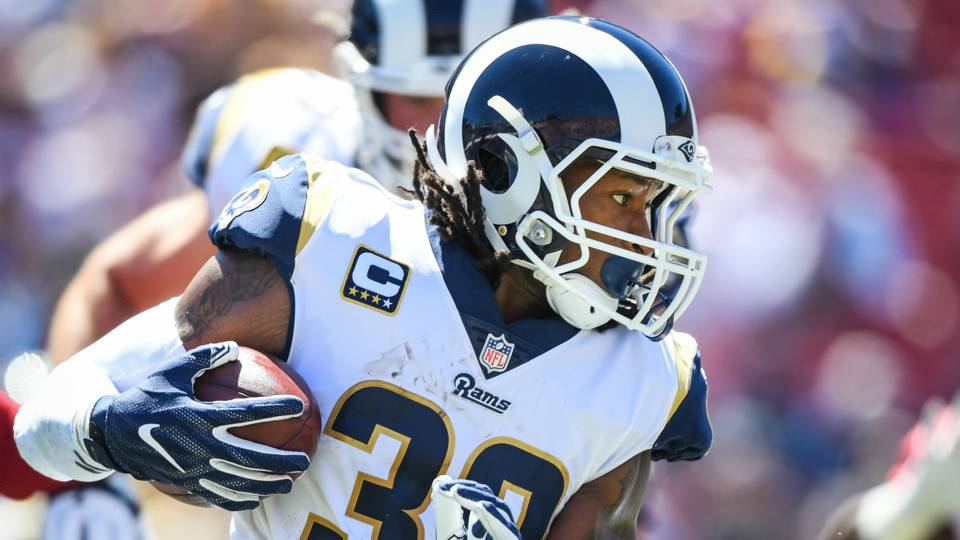 Todd Gurley injury update: Rams RB (knee) initially hurt after season opener