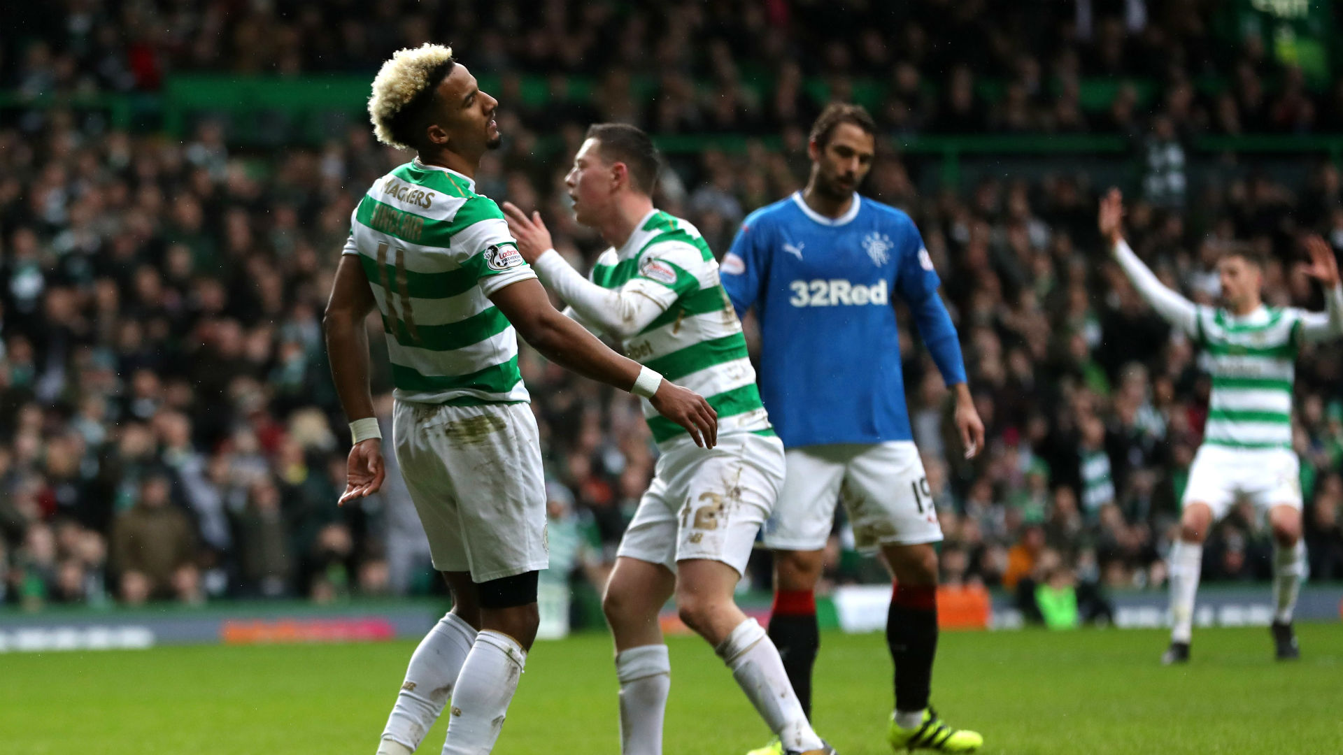Old Firm: Rangers look for first win in last 11 derbies