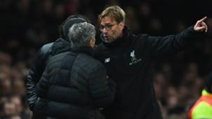 Klopp and Mourinho - Cropped