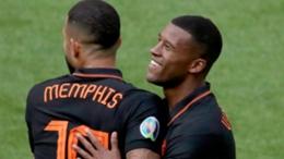 Memphis Depay and Georginio Wijnaldum impressed against North Macedonia