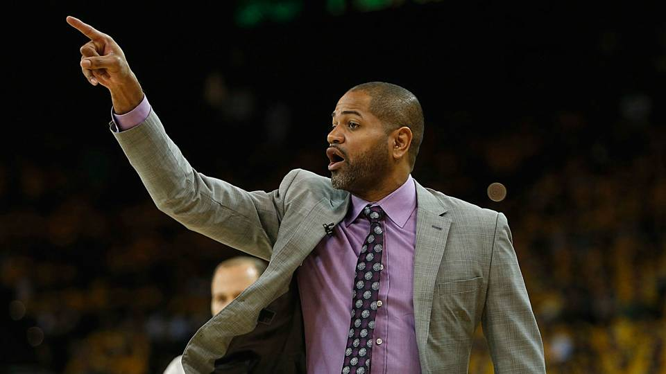 Grizzlies hire JB Bickerstaff as next head coach