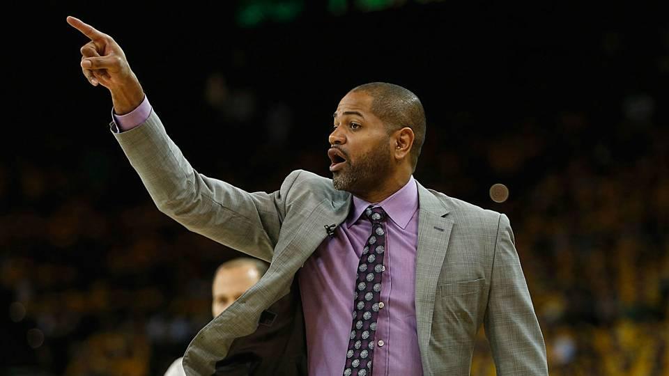 Grizzlies hire JB Bickerstaff as next head coach