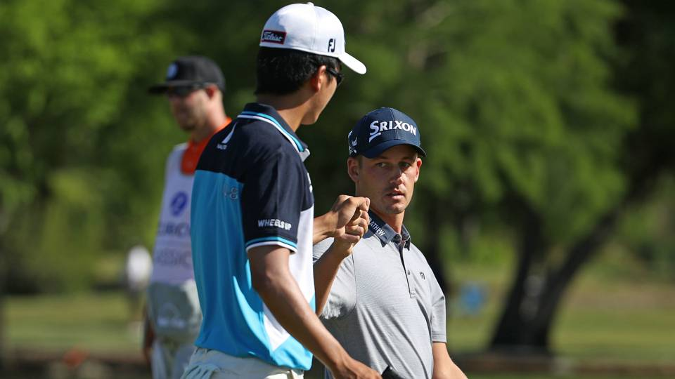 Zurich Basic: Michael Kim, Andrew Putnam lead as Jordan Spieth and Sergio Garcia miss cut