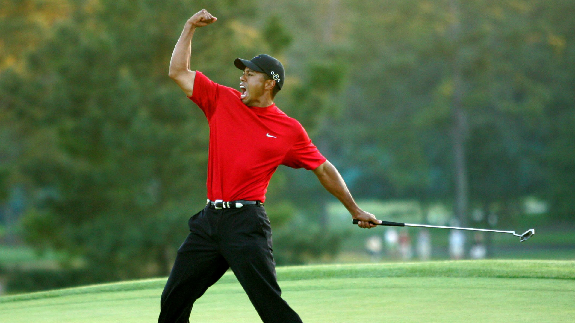 220531503 Masters 2019  Tiger Woods  outfit revealed
