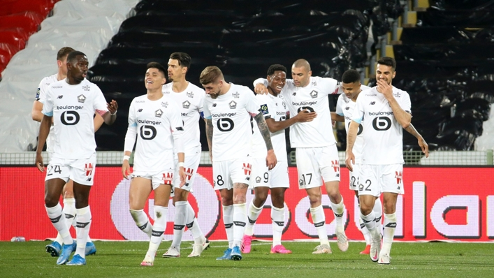Lille have won the Ligue 1 title for the first time in 10 years