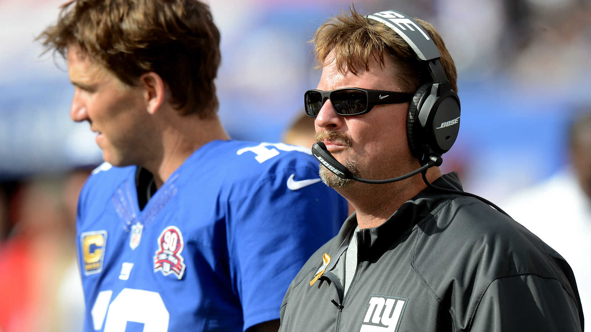 Giants coach Ben McAdoo: No regrets about Eli Manning benching