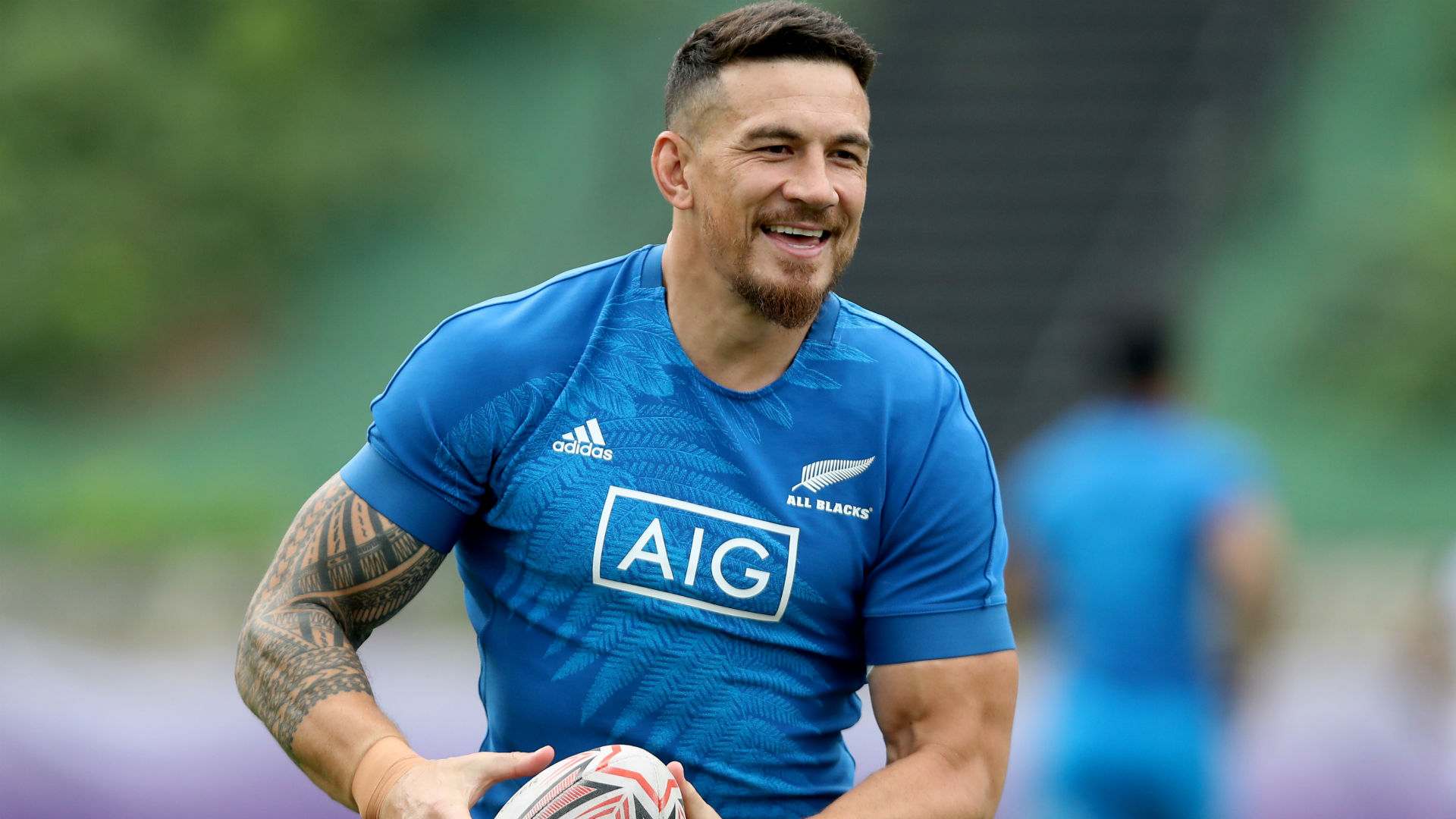 Toronto Wolfpack confirm Sonny Bill Williams approach