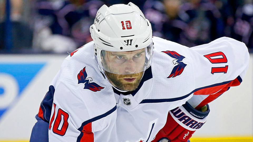 Capitals forward Brett Connolly will skip White House visit