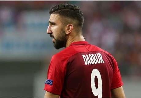 Liverpool target Dabbur to undergo Sevilla medical