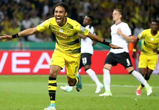 Eintracht Frankfurt 1 - 2 Borussia Dortmund Match report ...