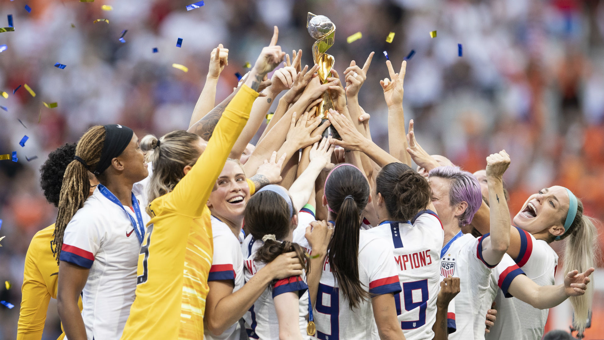 Women's World Cup 2019: Former U.S. coach and star hope triumph transforms domestic game