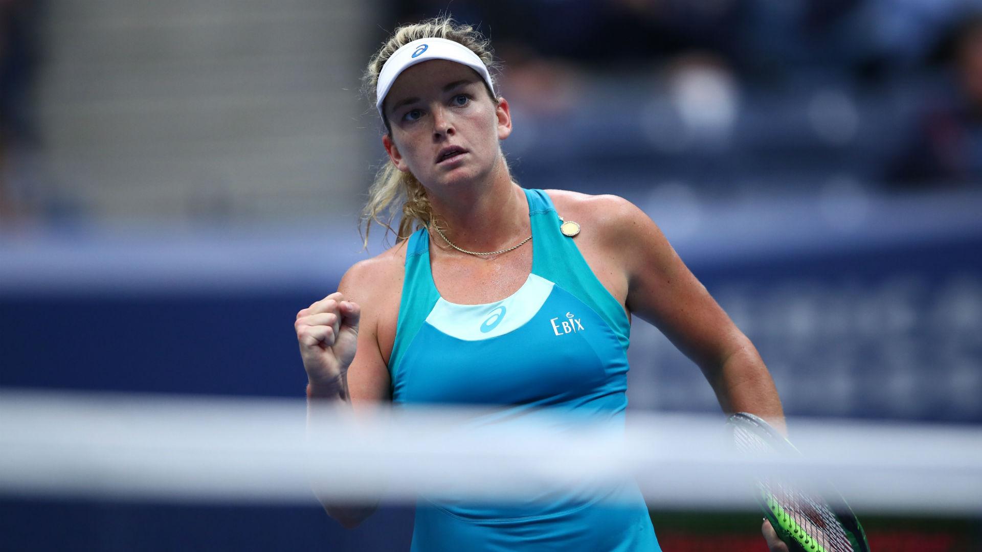 U.S. Open 2017: CoCo Vandeweghe upsets No. 1 seed Karolina Pliskova to reach semis