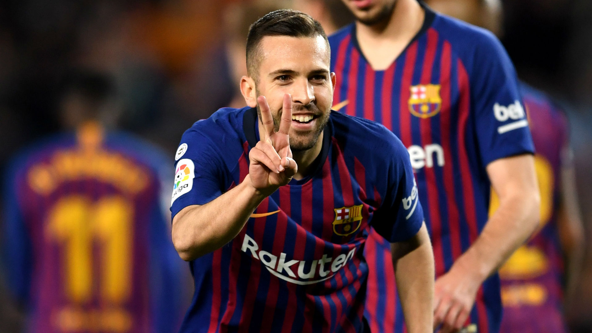 Man United win made Sociedad tough, says Barca's Jordi Alba