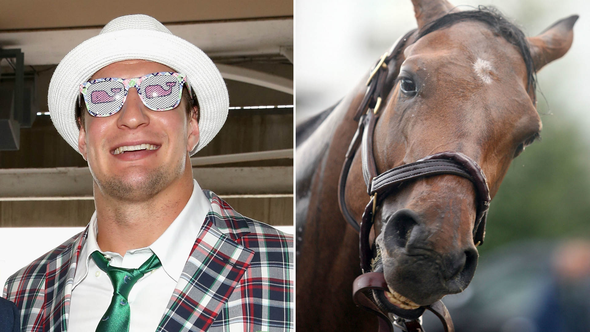 Horse named after Rob Gronkowski out of Kentucky Derby due to illness