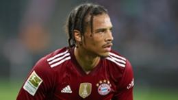 Leroy Sane has struggled at Bayern Munich