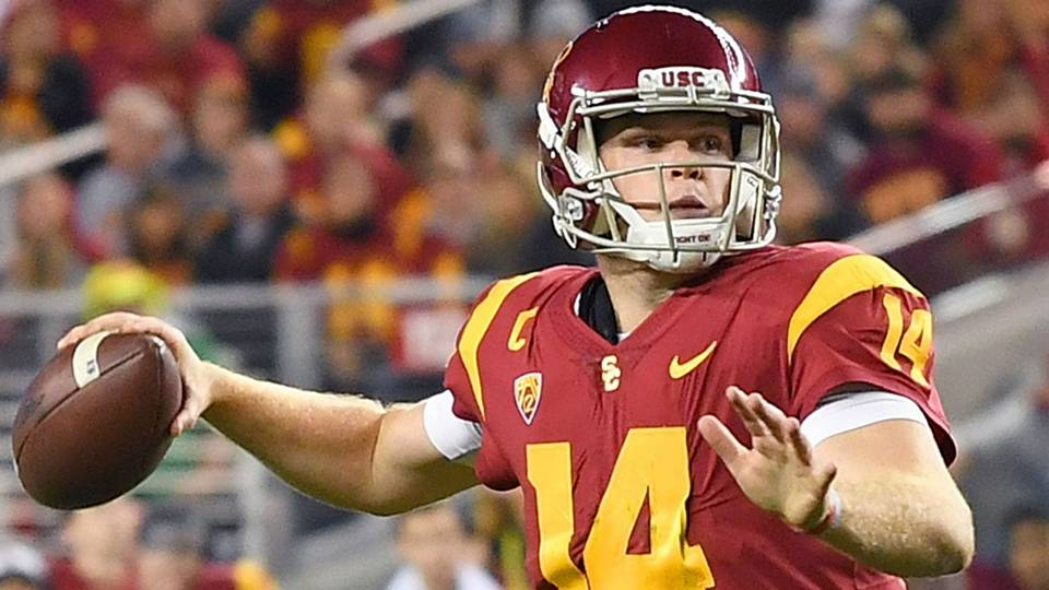 Jets rookie QB Sam Darnold has chance to start