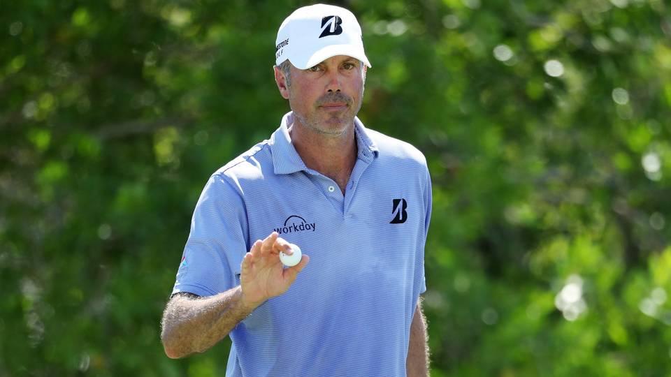 Mayakoba Golf Classic: Matt Kuchar takes 4-shot lead into final round