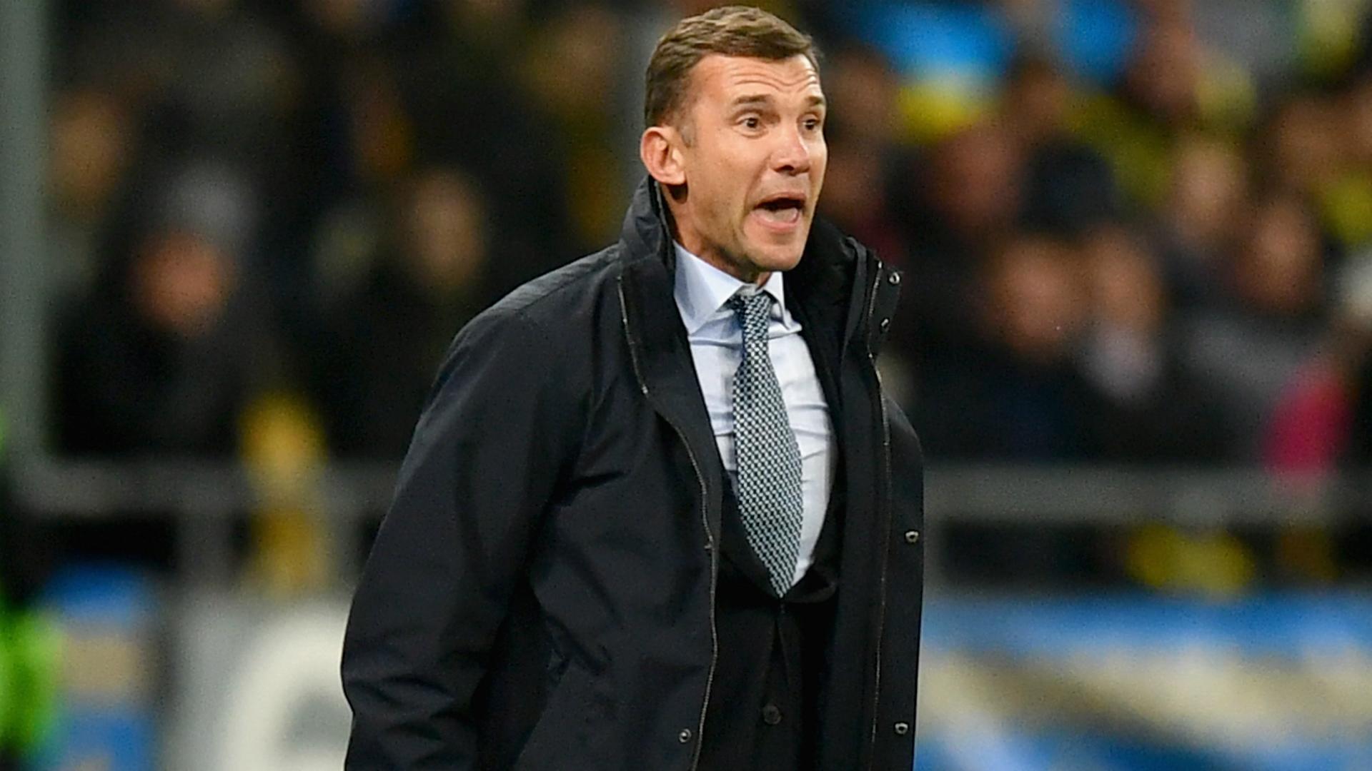 Image result for Andriy Shevchenko news